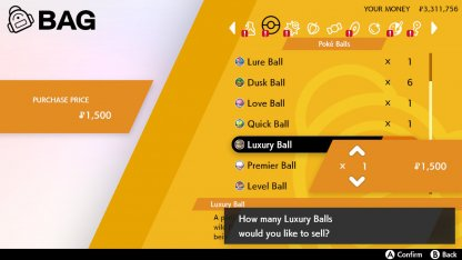 Purchase Luxury Balls & Sell For 1,500 Money