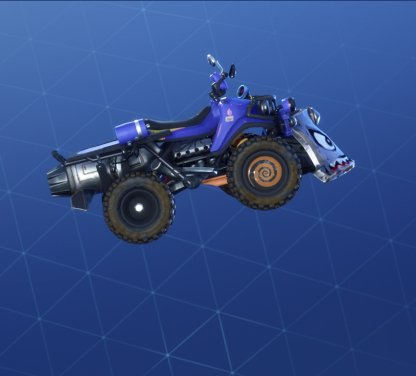 BRITE STARS Wrap - Vehicle