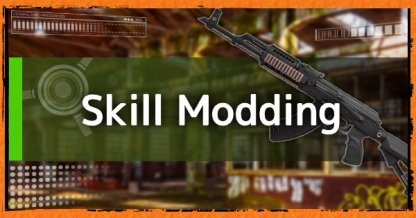 Skill Modding Guide: All Skill Mods List & Effects