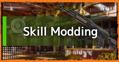 Skill Mods List