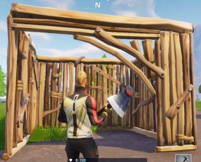 Editing Walls - Half Arch