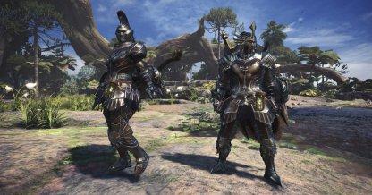Kushala Daora Gamma Armor