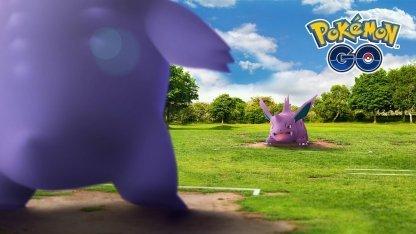 Pokemon GO February Community Day Swinub