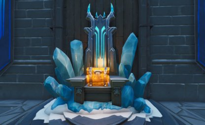 Search Chests at Lonely Lodge or Polar Peak - Summary