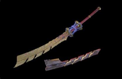 Sinister Long Sword 1