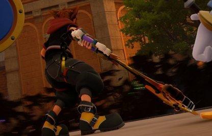 Kingdom Hearts 3 | KH3 Points of No Return