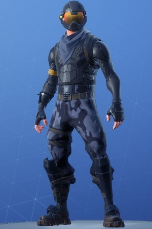 Skin Outfit ROGUE AGENT