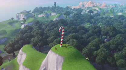 Candy Cane Locations North of Wailing Woods