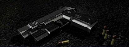 Nine-Oh-Nine (909) Handgun