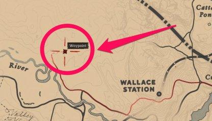 Red Dead Redemption 2 Stranger Side Mission Arcadia for Amateurs II Albert Mason Location
