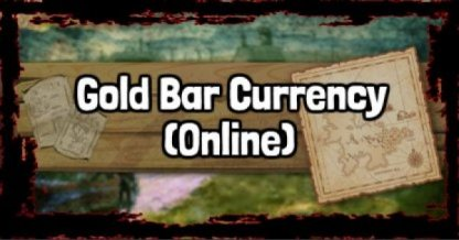 Gold Bar Currency