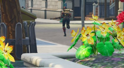 Fornite Battle Royale Season 7 Week 7 Challenge Deal Damage to Opponents