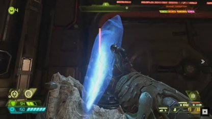 Sentinel Crystals to Expand Max HP, Armor & Ammo
