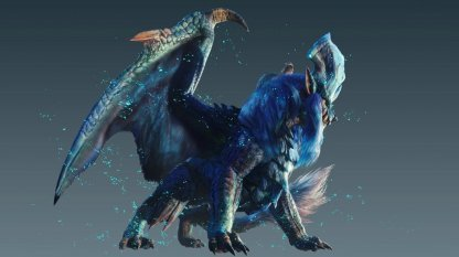 Elder Dragon Lunastra Has Appeared