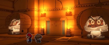 A Closer Look at Paper Mario: The Origami King