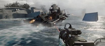 Ship to Ship battles