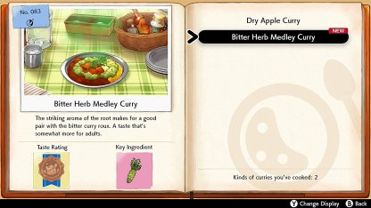 Curry Dex Logs All Curry Recipes