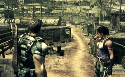 Reunite With Chris Redfield in Africa