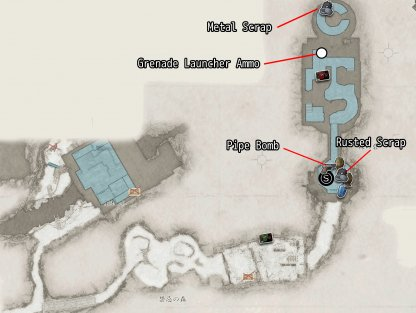 Stronghold 1F