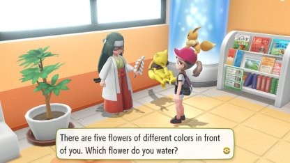 Change Pokemon Nature Via Madam Celadon