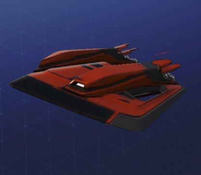 Glider skin Image FORERUNNER