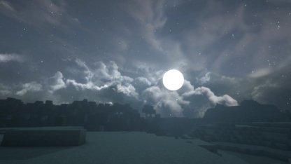 Dramatic Skys Optifine No Clouds