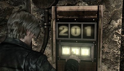 Code 201 Opens The Door