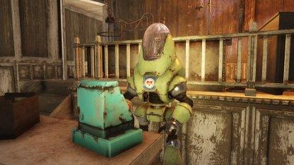 Fallout 76, Vendor Locations List