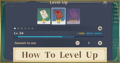 Leveling Guide