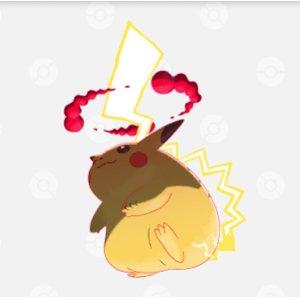 G-Max Pikachu