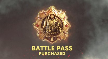 Battle Pass Purchased