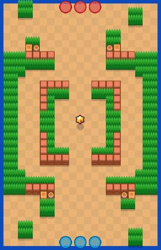 Brawl Stars Bounty Mode - Guide & Tips Stone Fort