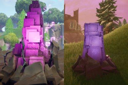 Cube Fragments