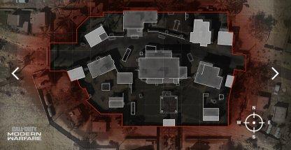 Khandor Hideout Map Layout