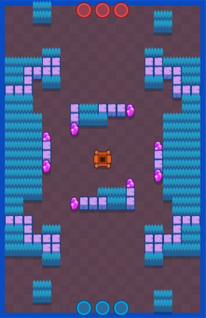Brawl Stars, Gem Grab Game Mode Guide, Undermine