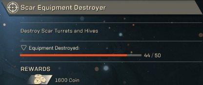 Anthem Combat Achievements