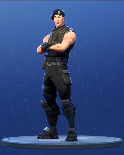 Skin Outfit SPECIAL FORCES
