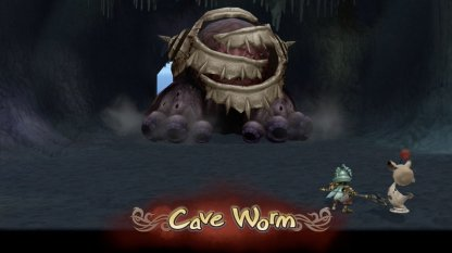 Cave Worm