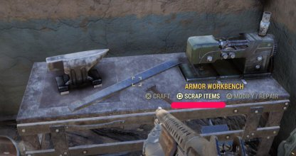 Fallout 76 How to Find Aluminum
