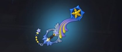Shooting Star - Keyblade Stats & How To Get