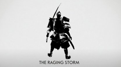 The Raging Storm