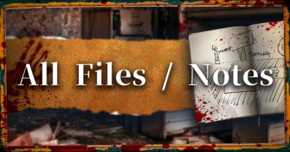 All File Notes Locations