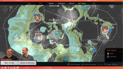 Whole New Map For You To Explore
