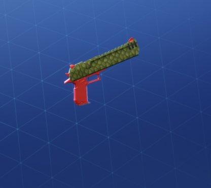 DRAGON SCALES Wrap - Handgun