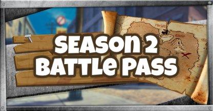 Chapter 2 Battle Pass Rewards