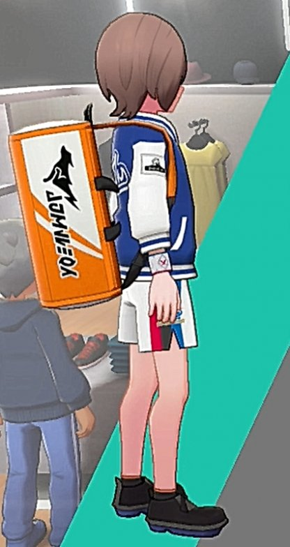 Sport Travel Bag (Fighting Type)