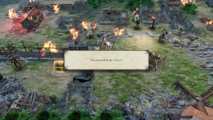 The Calamity at Remire tips - saving villager rewards
