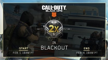Jan 31 Update: Pro Series Playlist, Blackout Camos & More