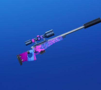 MANIC MOSAIC Wrap - Sniper Rifle