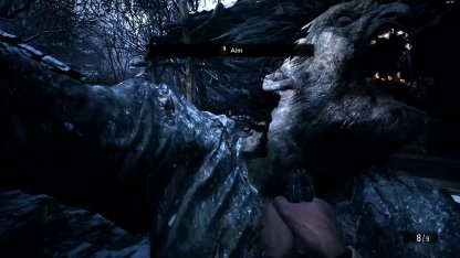 Lycan Will Grab When You Get Too Close